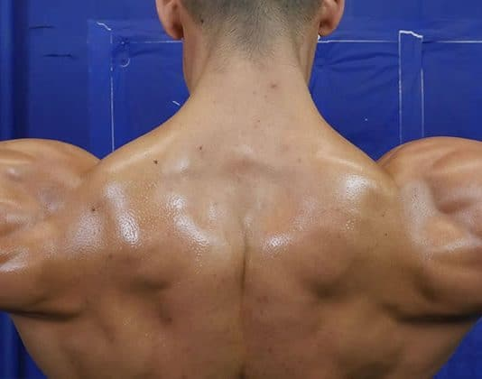 5 exercises for big shoulder muscles