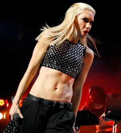 Gwen Stefani didn't even try