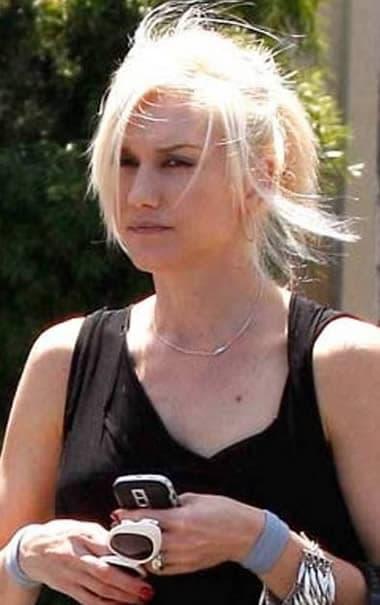 Gwen Stefanie Windy Blondie