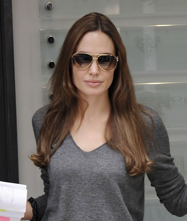 Angelina Jolie sunglasses works
