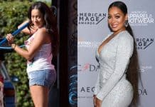 Did Lala Anthony have butt augmentation?