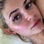 Kylie Jenner bare face blondie