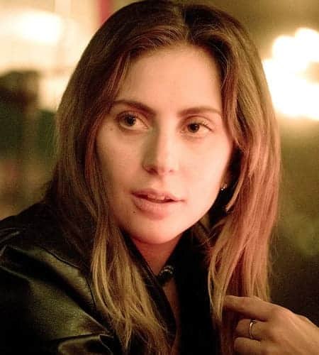 Lady Gaga is beautiful and makeup free in A Star Is Born