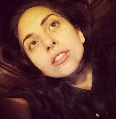 Lady Gaga with nose ring is nothing special
