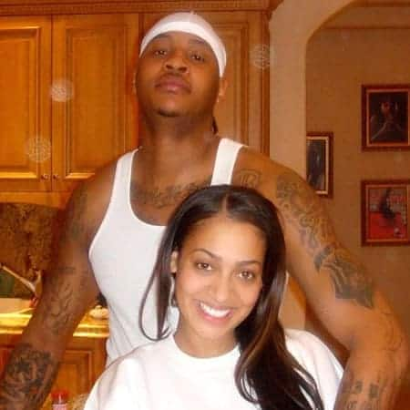 Lala Anthony life at home