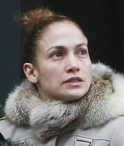 Jennifer Lopez sick and tired