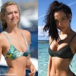Did Alexis Ren get breast implants?