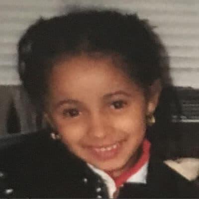 Cardi was a sweet little girl