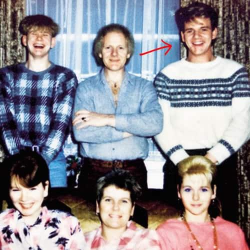 Gordon Ramsay Family Photo