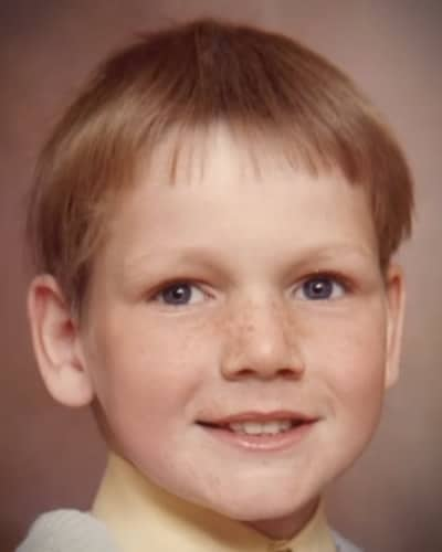 Gordon Ramsay young and handsome