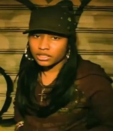 Nicki Minaj freestyle MTV