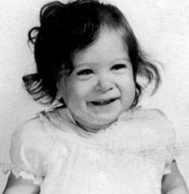 Sarah Jessica Parker was a chubby baby