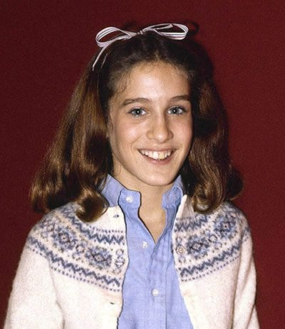Sarah Jessica Parker was a bright teenager