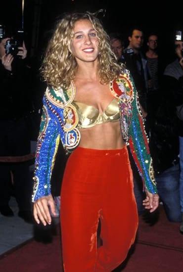 SJP fashion sense inspired by Madonna?