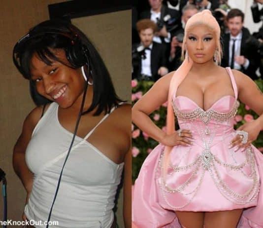Has Nicki Minaj had a boob job?