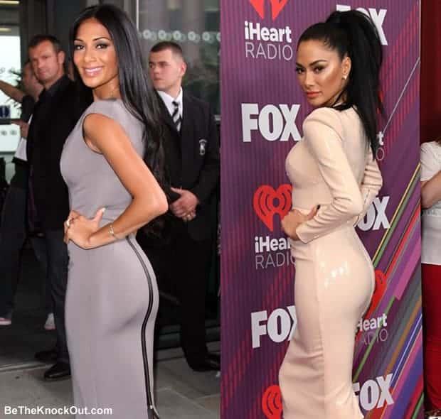 Did Nicole Scherzinger get a butt lift?