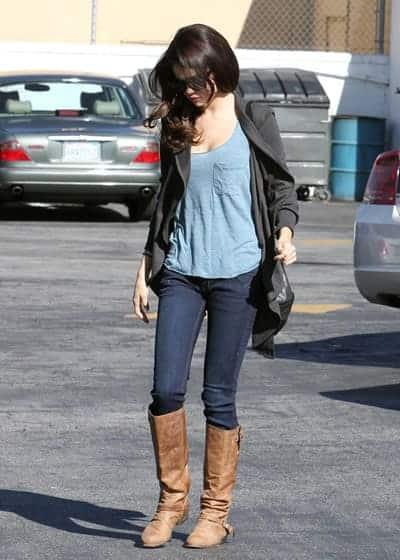 Selena Gomez watch your step