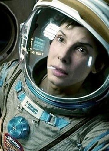 Sandra Bullock has nobody in space