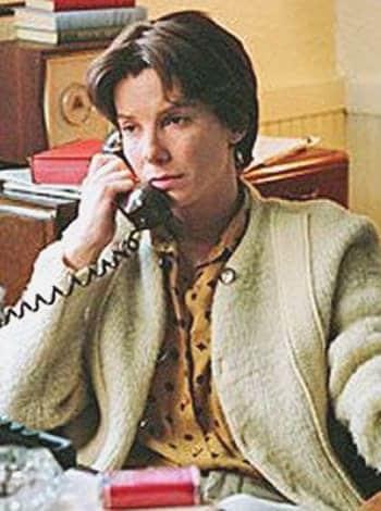 Sandra Bullock on an old telephone call