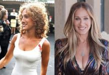 Did Sarah Jessica Parker get breast implants?