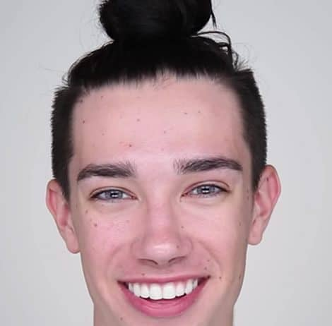 James Charles has the cutest smile on Youtube