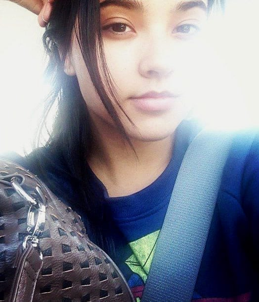 Becky G ready for a long ride