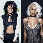 Has Teyana Taylor had a boob job?