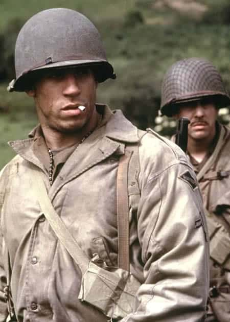 Vin Diesel was a forgotten character in Saving Private Ryan