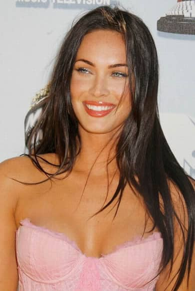 Megan Fox topped the sexiest woman list by FHM