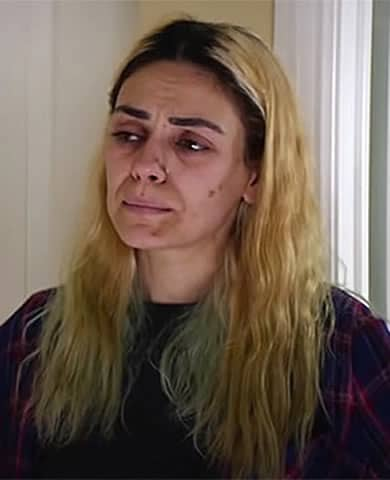 Mila Kunis as a drug addict in Four Good Days
